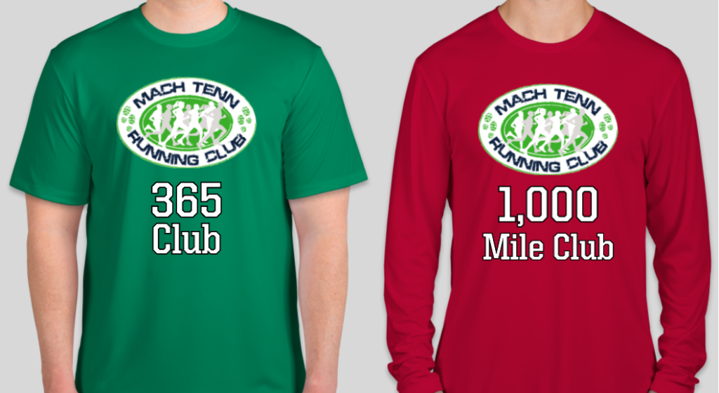 Mileage Club Shirt Mockups